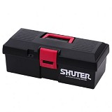 SHUTER Tools Storage Box [TB-901] - Red/Black - Box Perkakas